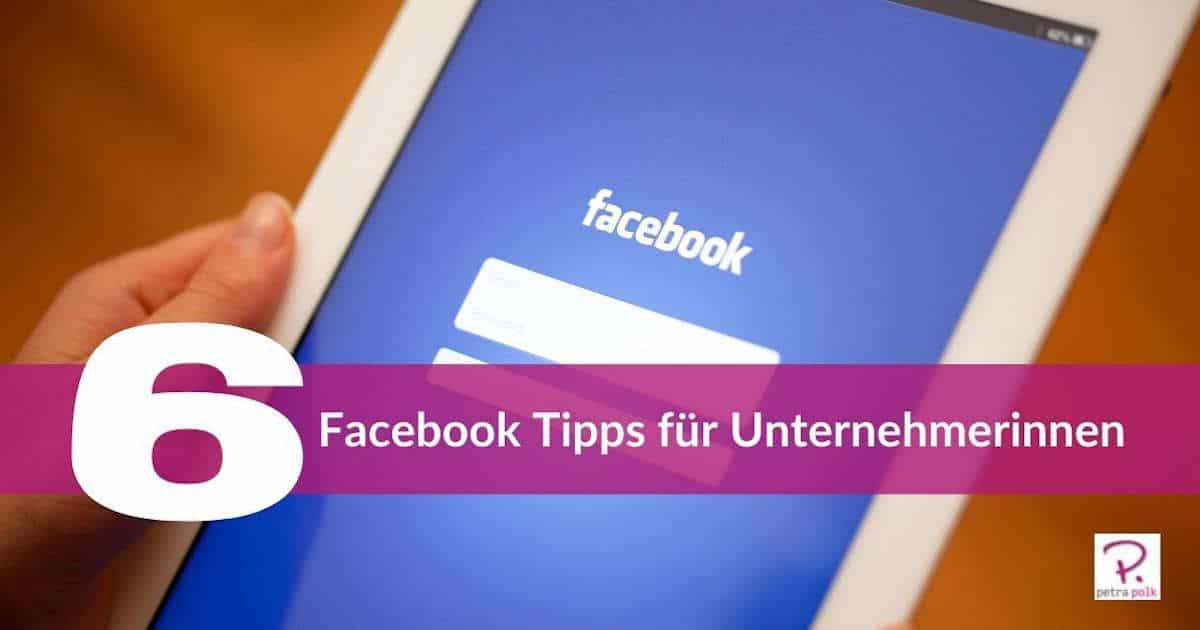6-FB-Tipps