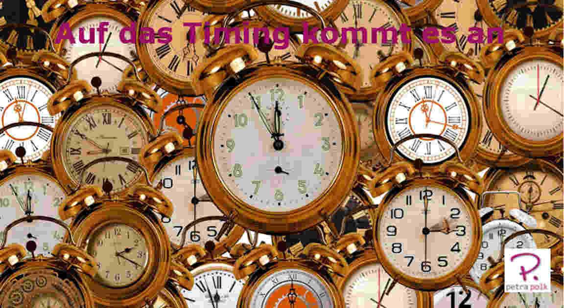 Auf das Timing deiner Postings kommt es an!