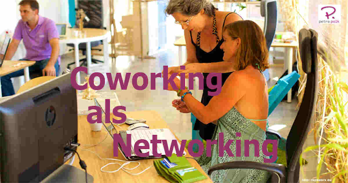 Coworking als Networking
