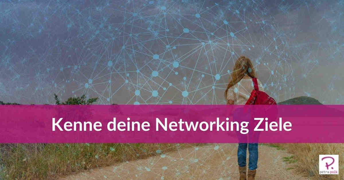 kenne-deine-networking-Ziele