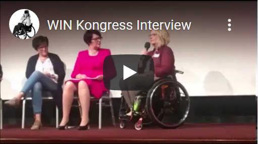 YouTube: Petra Polk beim W.I.N Kongress
